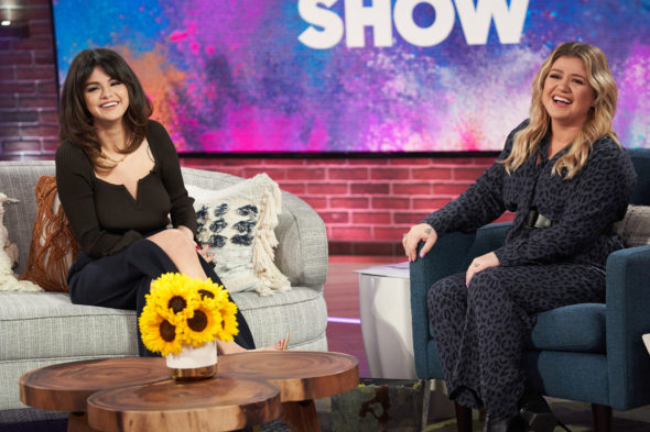 The Kelly Clarkson Show TV show: (canceled or renewed?)