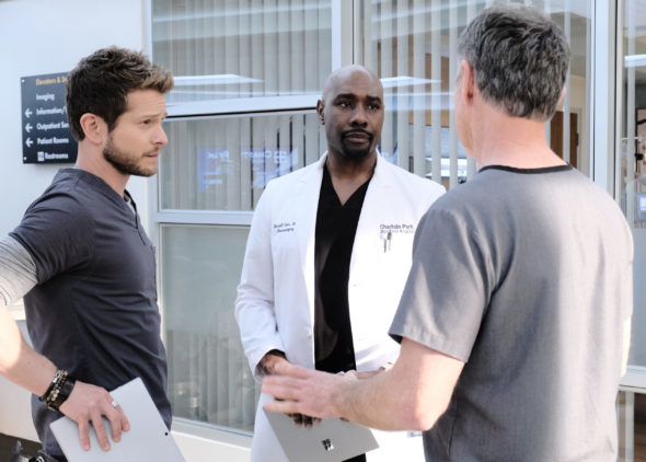 The Resident TV show on FOX: (canceled or renewed?)