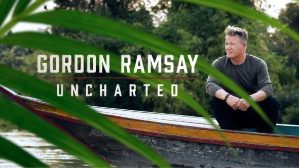 Gordon Ramsay: Uncharted TV show on Nat Geo: (canceled or renewed?)