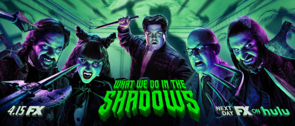 What We Do in the Shadows TV show on FX: season 2 ratings