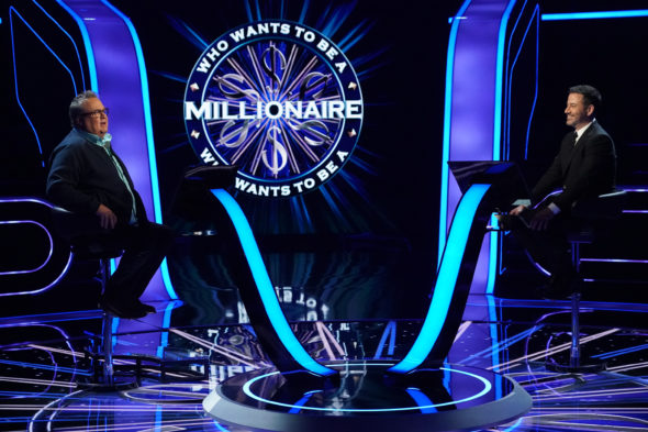 Who Wants to Be a Millionaire TV show on ABC: canceled or renewed for season 2?