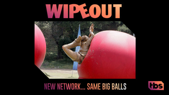 Wipeout TV show on TBS: canceled or renewed?