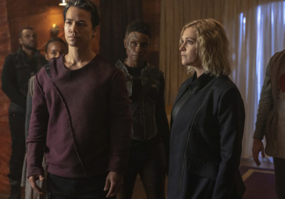 The 100 TV show on The CW: canceled ? renewed for season 8?