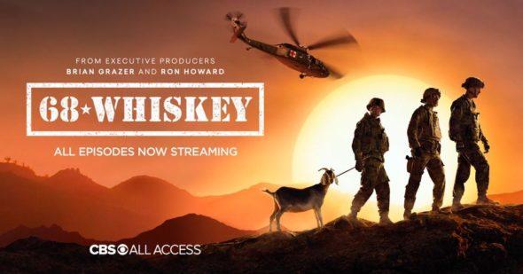 68 Whiskey TV show on Paramount Network: (canceled or renewed?)