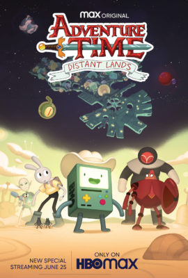 Adventure TIme: Distant Lands TV show on HBO Max: (canceled or renewed?)