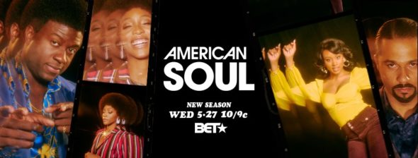 American Soul TV show on BET: season 2 ratings