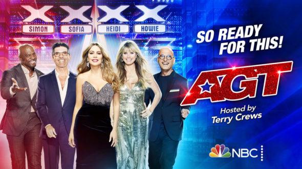 America's Got Talent TV show on NBC: season 15 ratings