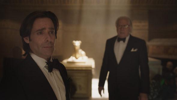 Blood & Treasure TV show on CBS renewed for season two; (canceled or renewed?)