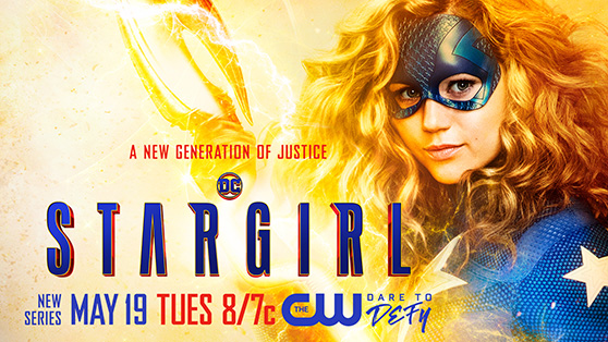 DC's Stargirl TV show on DC Universe and The CW: season 1 ratings