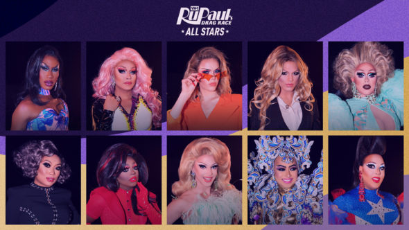 RuPaul's All Stars Drag Race TV show on Logo: season 2 (canceled or renewed?).