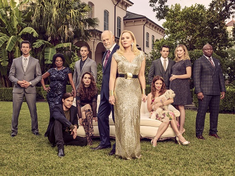Filthy Rich TV show on FOX: (canceled or renewed?)