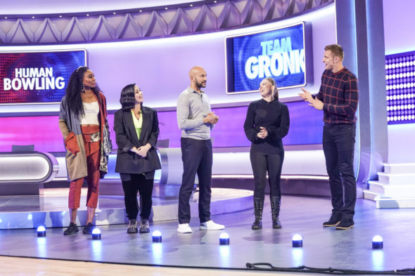 Game On! TV show on CBS: canceled or renewed for season 2?