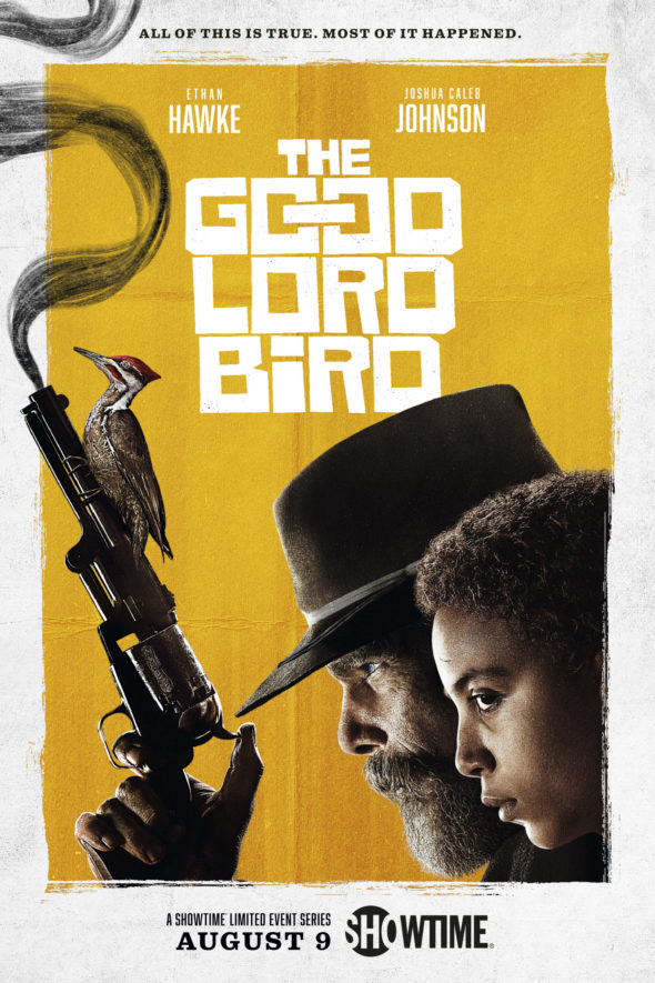 The Good Lord Bird TV Show on Showtime: canceled or renewed?