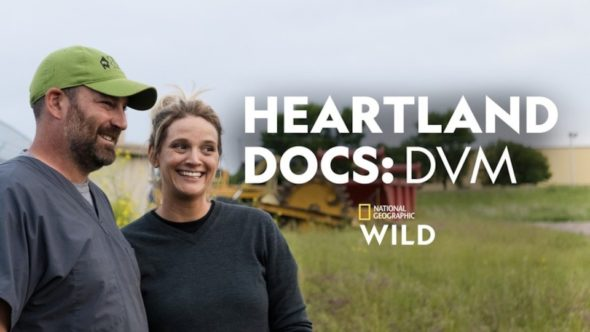 Heartland Docs DVM TV Show on National Geographic: canceled or renewed?