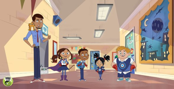 Hero Elementary TV show on PBS Kids: canceled or renewed?