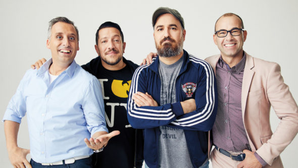 Impractical Jokers TV show on truTV: (canceled or renewed?)