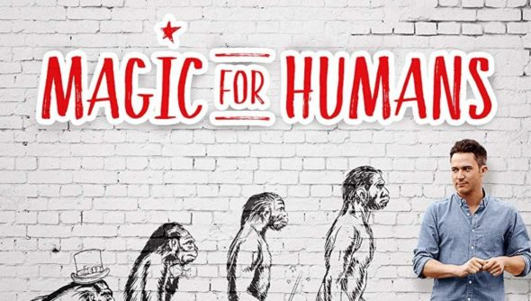 Magic for Humans TV Show on Netflix: canceled or renewed?