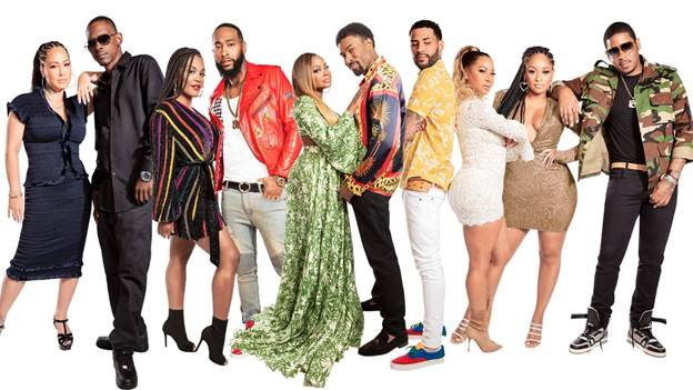 "Marriage Boot Camp: Hip Hop Edition: WE tv Series Returning (Video) Time for more Marriage Boot Camp! WE tv is bringing back a new season of the Hip Hop Edition this summer. Fans can see new episodes starting in July. WE tv revealed more about the return of the series in a press release. Check that out below. ""Five new hip hop couples are taking a step back from the game on an all-new season of Marriage Boot Camp: Hip Hop Edition, premiering Thursday, July 2 at 9pm on WE tv. This season PHAEDRA (The Real Housewives of Atlanta) and MEDINA (rapper and actor), WILLIE and SHANDA (Love and Hip Hop Hollywood), TAHIRY (Love and Hip Hop New York) and VADO (rapper), KURUPT (rapper) and TONI (model), and HAZEL-E (Love and Hip Hop Hollywood) and DE'VON (model) have the awards, the view counts, the platinum records and the love of millions of fans, but they can't seem to secure a relationship with the person who matters most. Dr. Ish's unique sensibilities will be doled in a no B.S. tough love fashion in order to pull these celebrities out of the clouds and put them back into reality, along with Judge Lynn Toler who brings her own style to the drills, which aim to test the boot campers and answer: which couple makes beautiful music together, and who should go solo? Marriage Boot Camp: Hip Hop Edition is produced for WE tv by Thinkfactory Media, an ITV America company."" Check out a preview for the new season below. What do you think? Are you a fan of this series?"