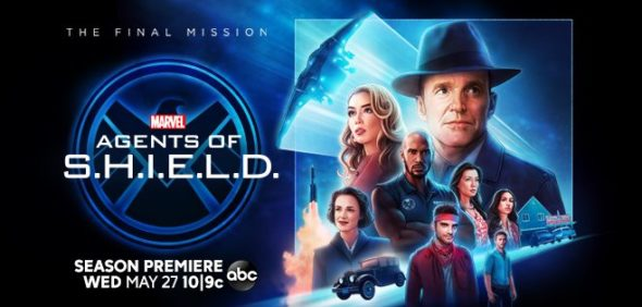 Marvel's Agents of SHIELD TV show on ABC: season 7 ratings