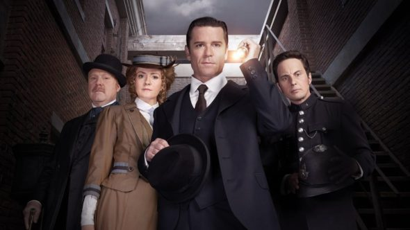 Murdoch Mysteries TV show on on Ovation: (canceled or renewed?_)