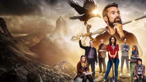Mythic Quest: Raven's Banquet TV show on Apple TV+: (canceled or renewed?)