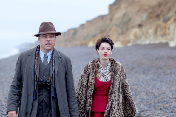 Agatha Christie's: Partners in Crime TV Show on Ovation: canceled or renewed?
