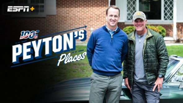 <i>Peyton's Places:</i> Season Two Renewal for ESPN Football Series
