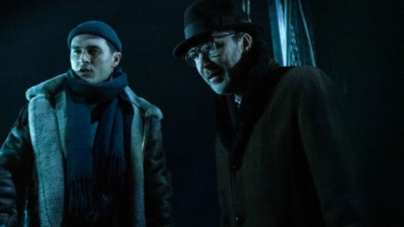 Project Blue Book TV show on History Channel: canceled, no season 3