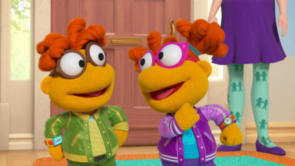 Muppet Babies TV Show: canceled or renewed?