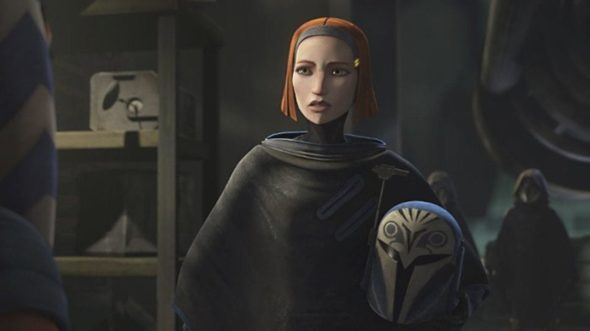 Star Wars: The Clone Wars TV show on Disney+: (canceled or renewed?)
