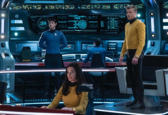Star Trek: Strange New Worlds TV show on CBS All Access: (canceled or renewed?)