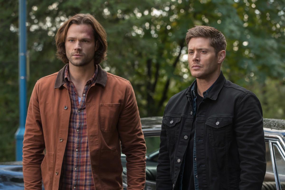 Supernatual: Season 15; CW Hoping to Film Final Episodes ...Supernatural Tv Show
