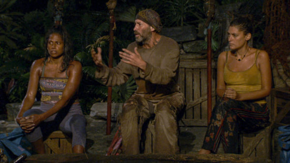 Survivor TV show on CBS: (canceled or renewed?)