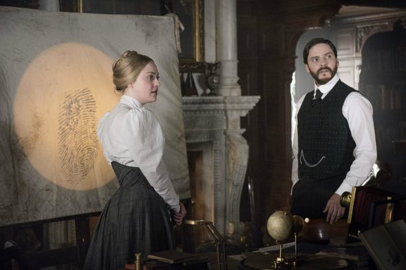The Alienist: Angel of Darkness TV show on TNT: (canceled or renewed?)