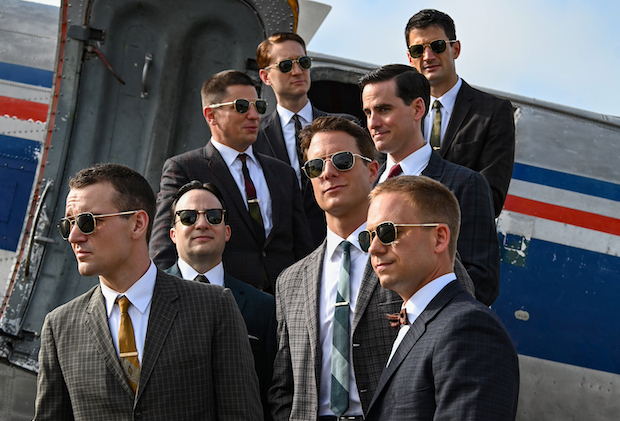 The Right Stuff TV show on Disney+: (canceled or renewed?)