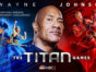 The Titan Games TV show on NBC: season 2 ratings