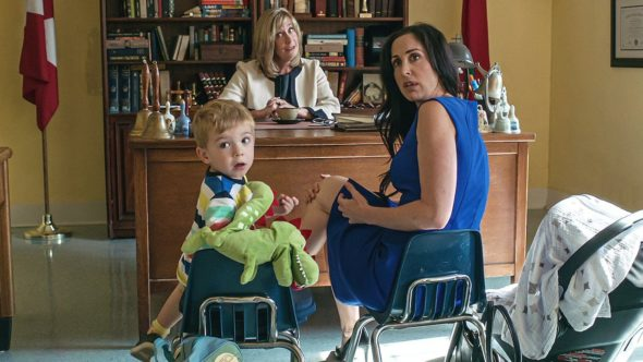 Workin' Moms TV show on CBC: (canceled or renewed?)