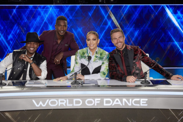 World of Dance TV show on NBC: canceled or renewed for season 5?