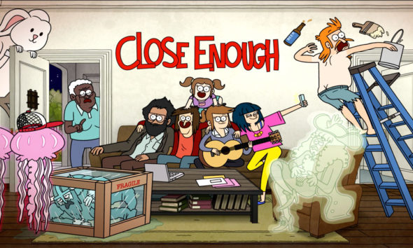 Close Enough TV Show on HBO Max: canceled or renewed?