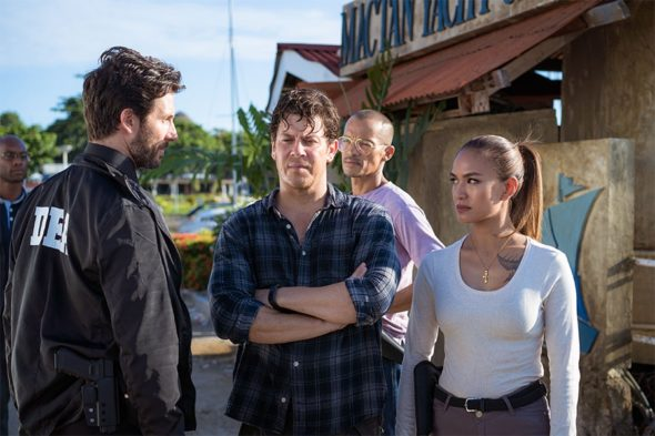 Almost Paradise TV show on WGN America: season 2? canceled or renewed?