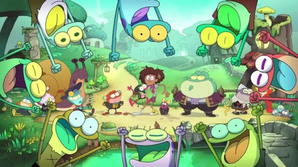 Amphibia TV show on Disney Channel: (canceled or renewed?)