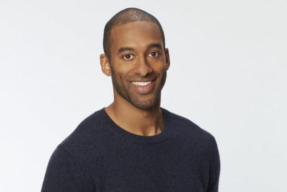 The Bachelor TV show on ABC: season 25 star Matt James