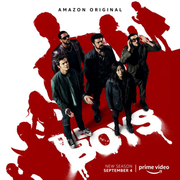 The Boys TV Show on Amazon: canceled or renewed?