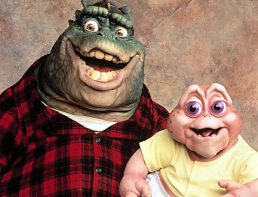 Dinosaurs TV show on ABC: (canceled or renewed?)