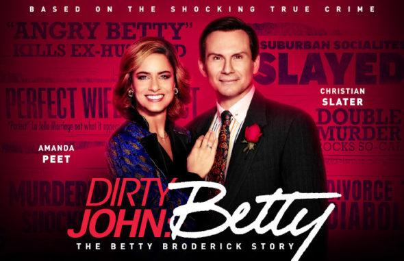 Dirty John TV show on USA Network: season 2 ratings