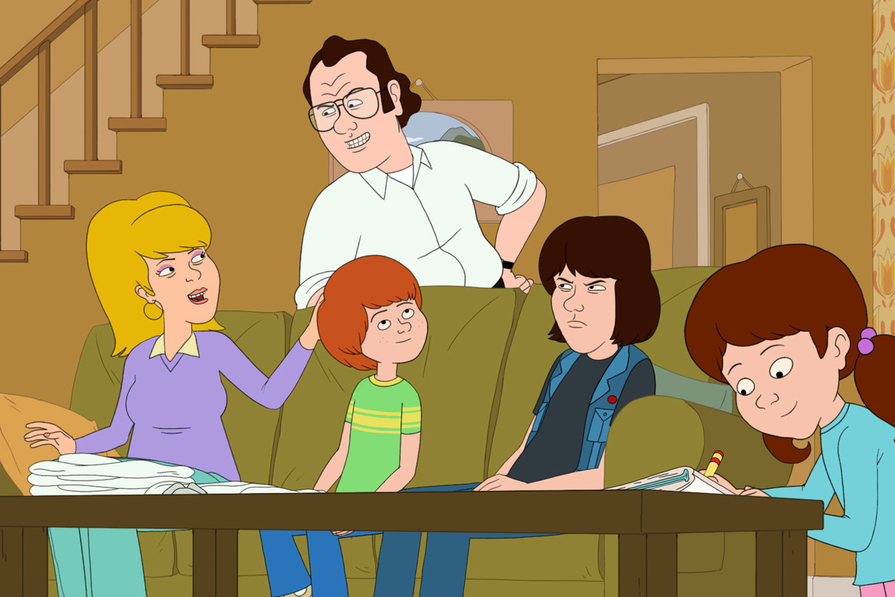 F Is for Family: Season Five; Netflix Animated Series