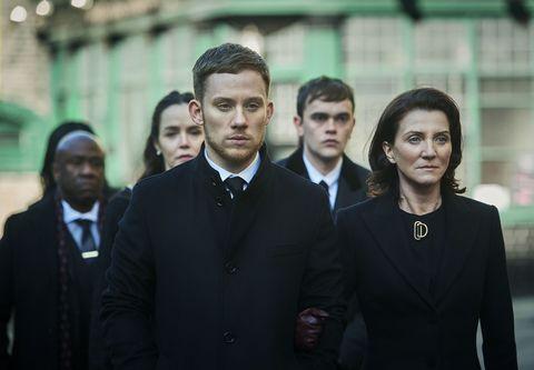 Gangs of London TV show on Sky/AMC: (canceled or renewed?)