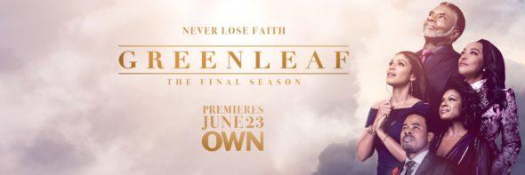 Greenleaf TV show on OWN: season 5 ratings (final season)