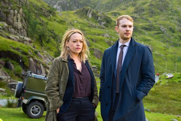 Hidden TV show on Acorn TV: (canceled or renewed?)