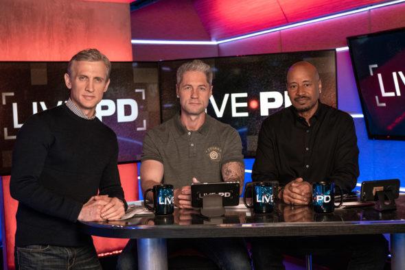 Live PD TV show on A&E: canceled, no season 5